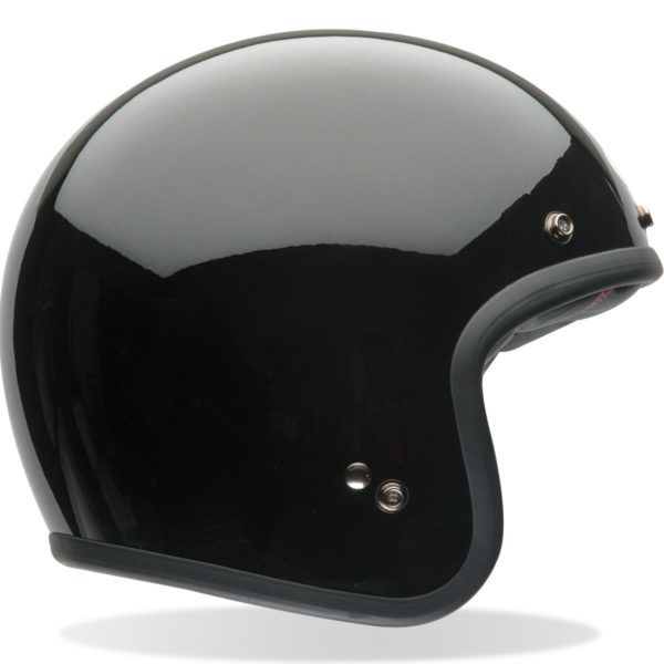 Bell Helmet Custom 500 Gloss Black