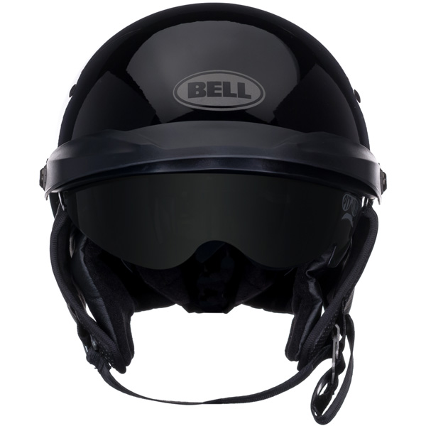 Bell Pit Boss Helmet Glossy Black - front