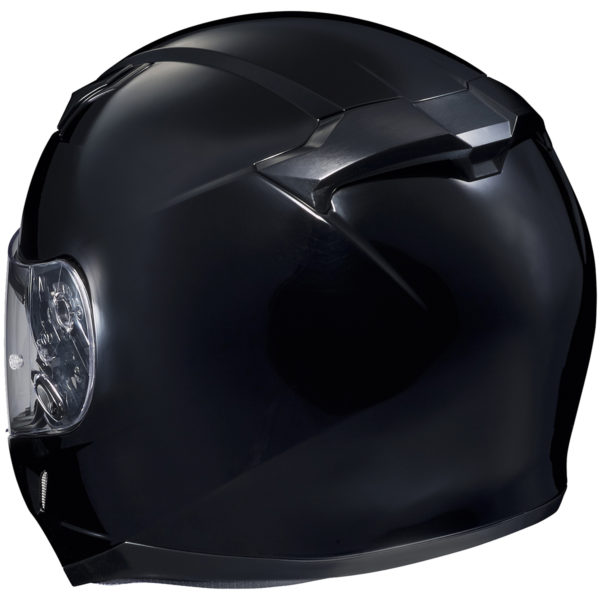 HJC Helmet CL17 black left back side