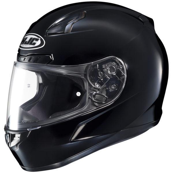HJC Helmet CL17 black left side