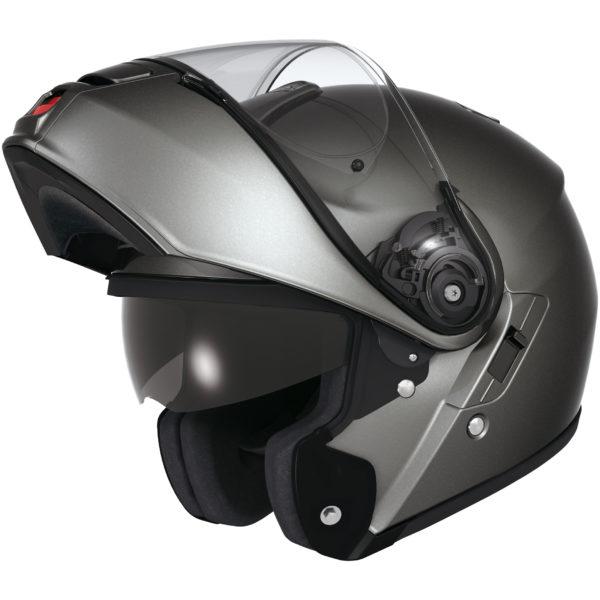 Shoei Helmet Neotec Modular - Anthracite face up
