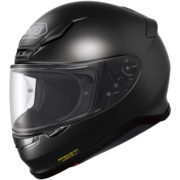 Shoei Helmet RF 1200 Black Metallic - left side
