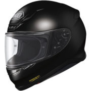 Shoei Helmet RF 1200 Black - left side