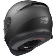 Shoei Helmet RF 1200 Matte Black - back left side