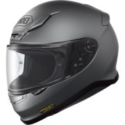 Shoei Helmet RF 1200 Matte deep grey - back left side