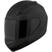 Speed and Strength SS700 helmet matte black - left side