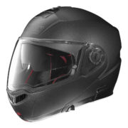 helmet nolan n104 absolute ncom black graphite