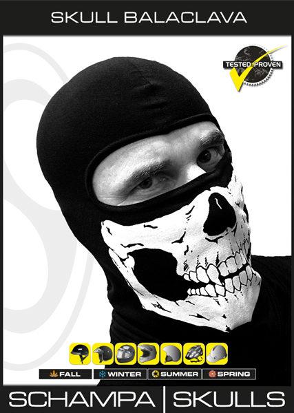Balacava Skull