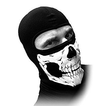 Schampa Skull Balaclava